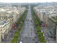 Parigi e disneyland in pullman dal 12 al 18 agosto 2015 for Parigi champ elisee