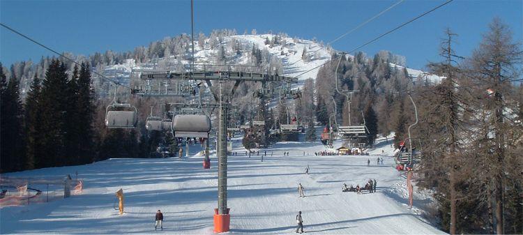 Trentino Alto Adige Dove Sciare