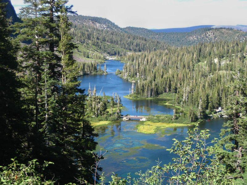 Mammoth Lakes Yosemite Tour