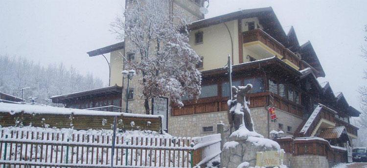 Hotel Villa Danilo Abruzzo