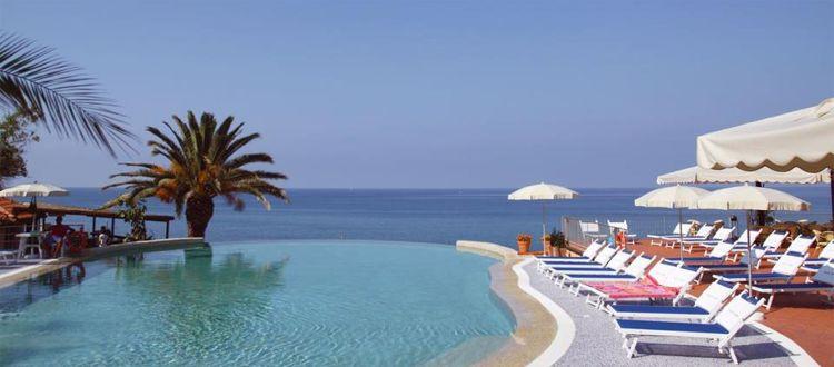 Hotel A Pisciotta Sul Mare