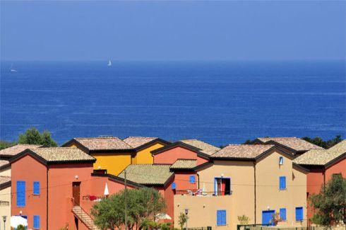 Residence le terrasse belgodere lozari balagne ile rousse corsica