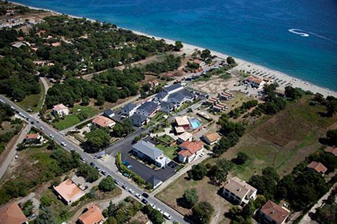 Residence les brises de mer sant lucia di moriani corsica