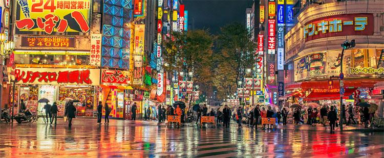 Tour Promo del Giappone dal 19 al 30 giugno 2017