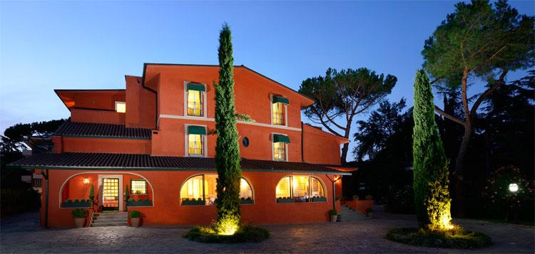 Hotel Resort La Rocchetta Roma