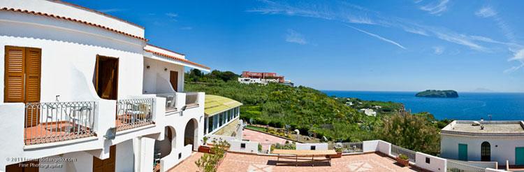 Hotel Calabattaglia Ventotene Arcipelago Isole Pontine