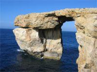 Malta hotel hotel alberghi corsi di studio lingua inglese - La finestra azzurra gozo ...