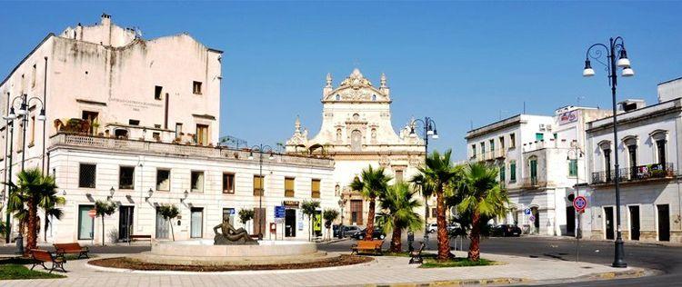 Galatina Salento Lecce
