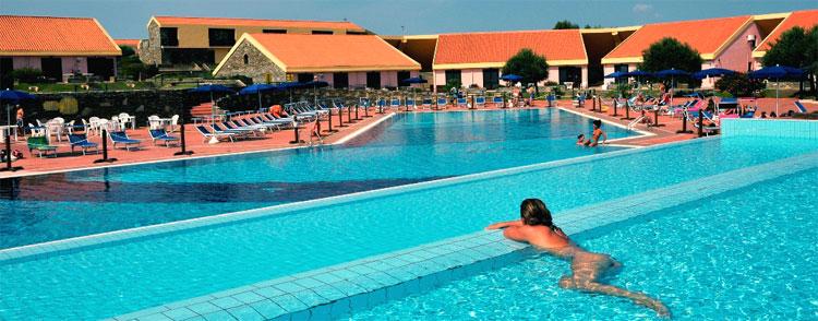 Villaggio le tonnare stintino sardegna for Villaggio turistico sardegna