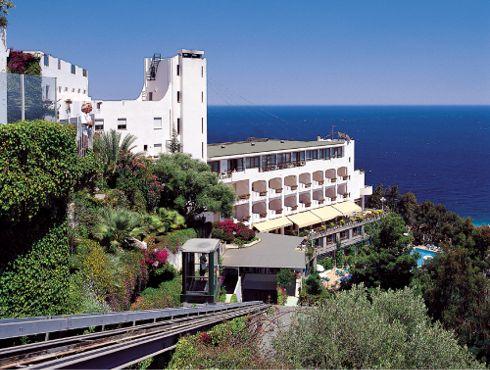 Hotel Antares Letojanni, Taormina