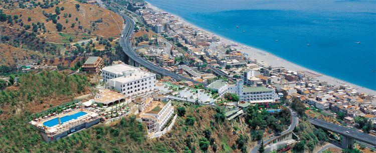 Hotel Olimpo Le Terrazze and SPA, Letojanni - Messina