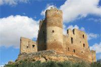 Mazzarino il castello di origine romano-bizantina
