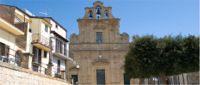 Mazzarino Chiesa dedicata alla Madonna