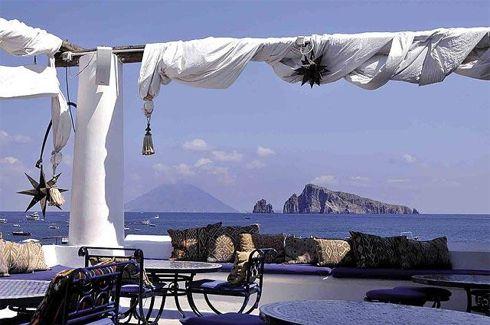 Hotel Lisca Bianca Panarea Isole Eolie,Sicilia,Italia