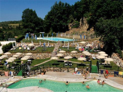 Terme di sorano residence ville e appartamenti in maremma - Alberghi saturnia con piscina termale ...