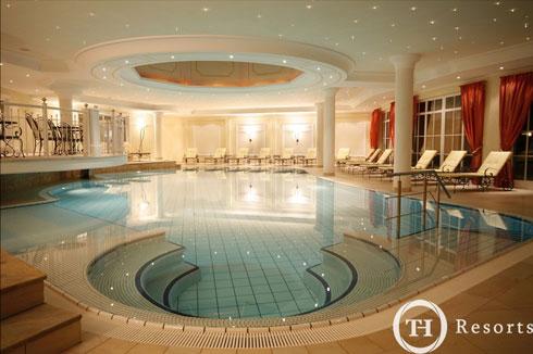 Hotel greif corvara alta val badia trentino alto adige - Residence val badia con piscina ...