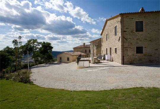 Appartanenti Borgo Le Case Le Terre del Verde ,Gualdo Tadino Umbria