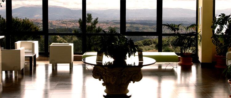 Hotel Colle della Trinita La più bella terrazza dell\'Umbria ...